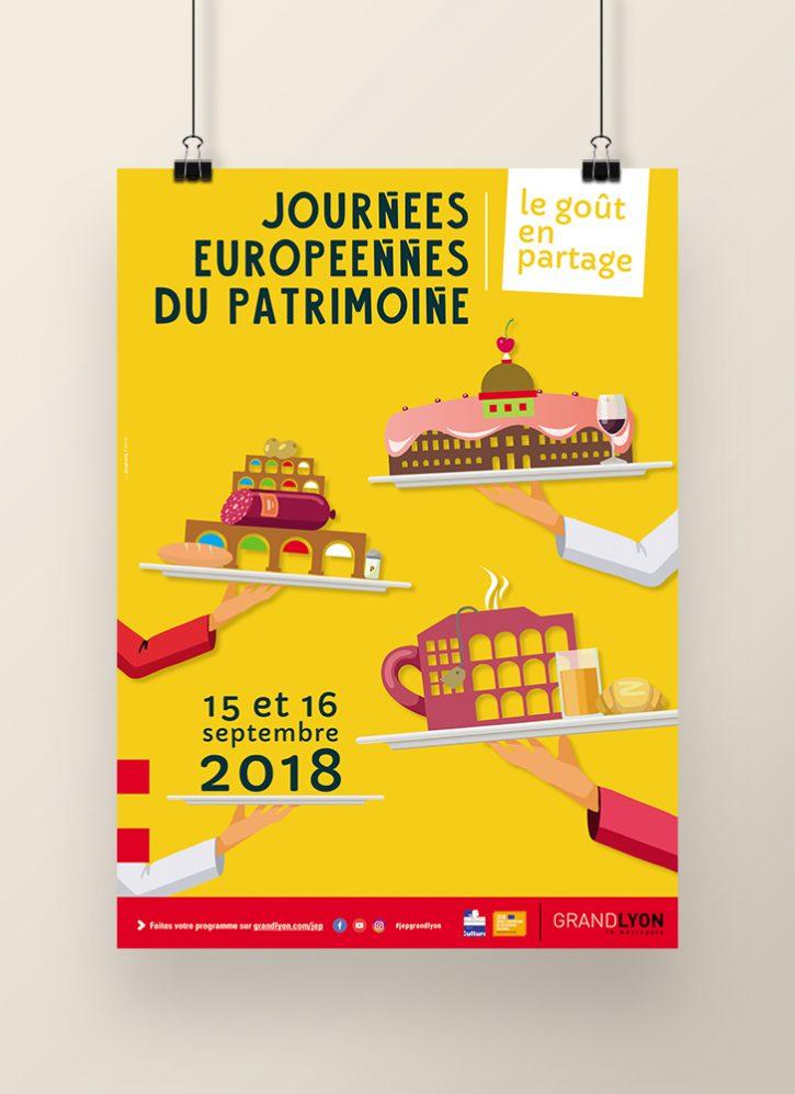 LES JOURNÉES DU PATRIMOINE 2018