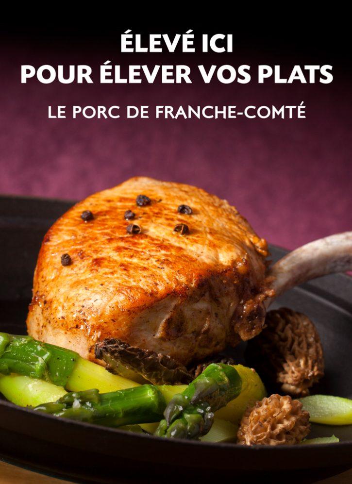 LE PORC DE FRANCHE-COMTÉ