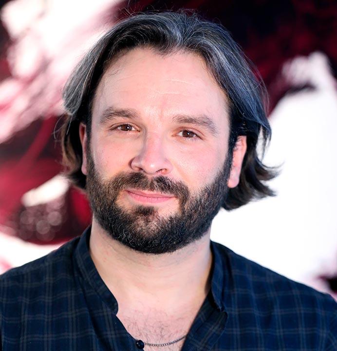 Mathieu Weidmann, Directeur administratif et financier