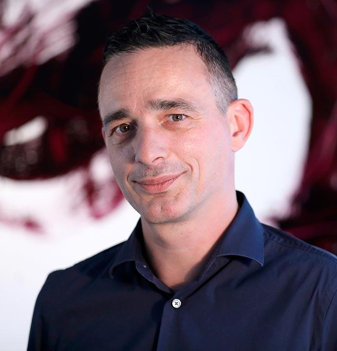 Steve Campioni, Directeur du Digital - CDO