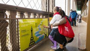 La Tour Eiffel, un parcours ludique