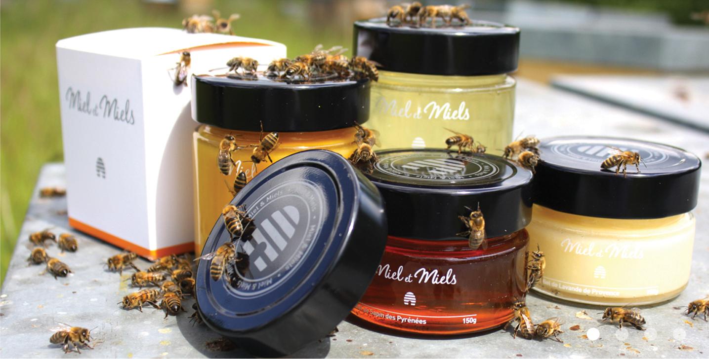 Miel et Miels, un miel haut de gamme