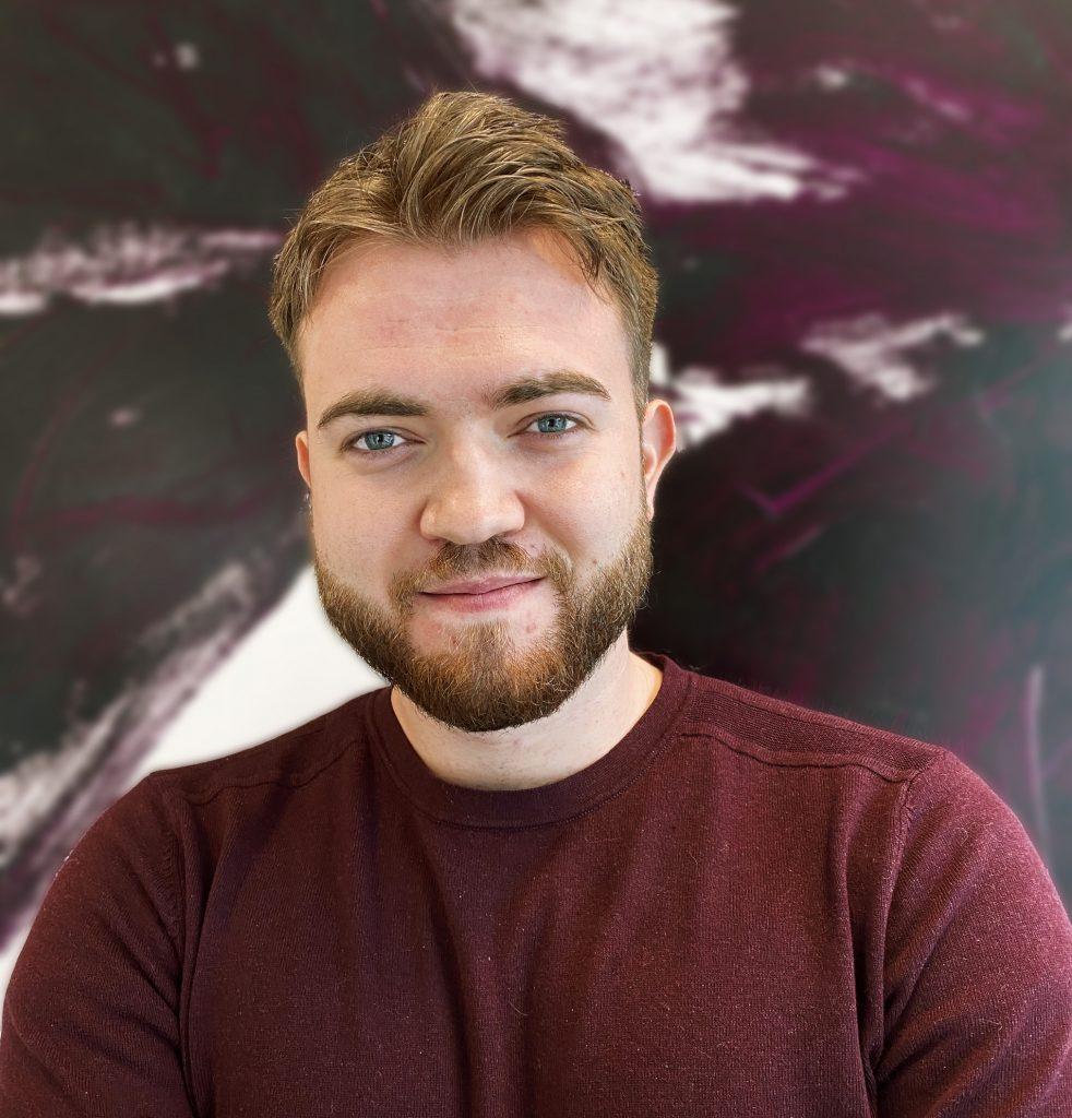 Corentin Sirot, chef de projet digital