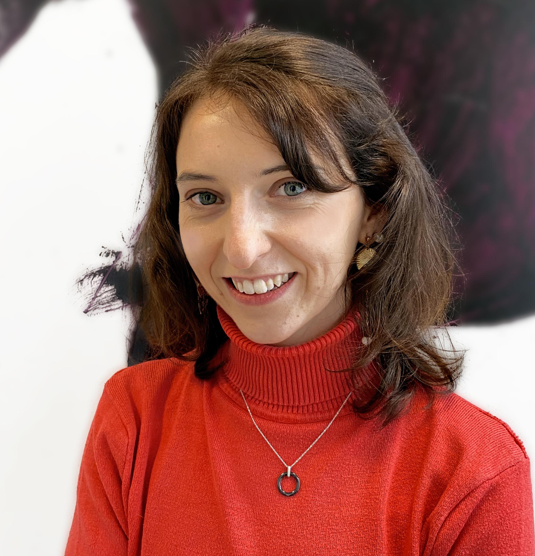 Lucie Jourdane, Cheffe de projet digital