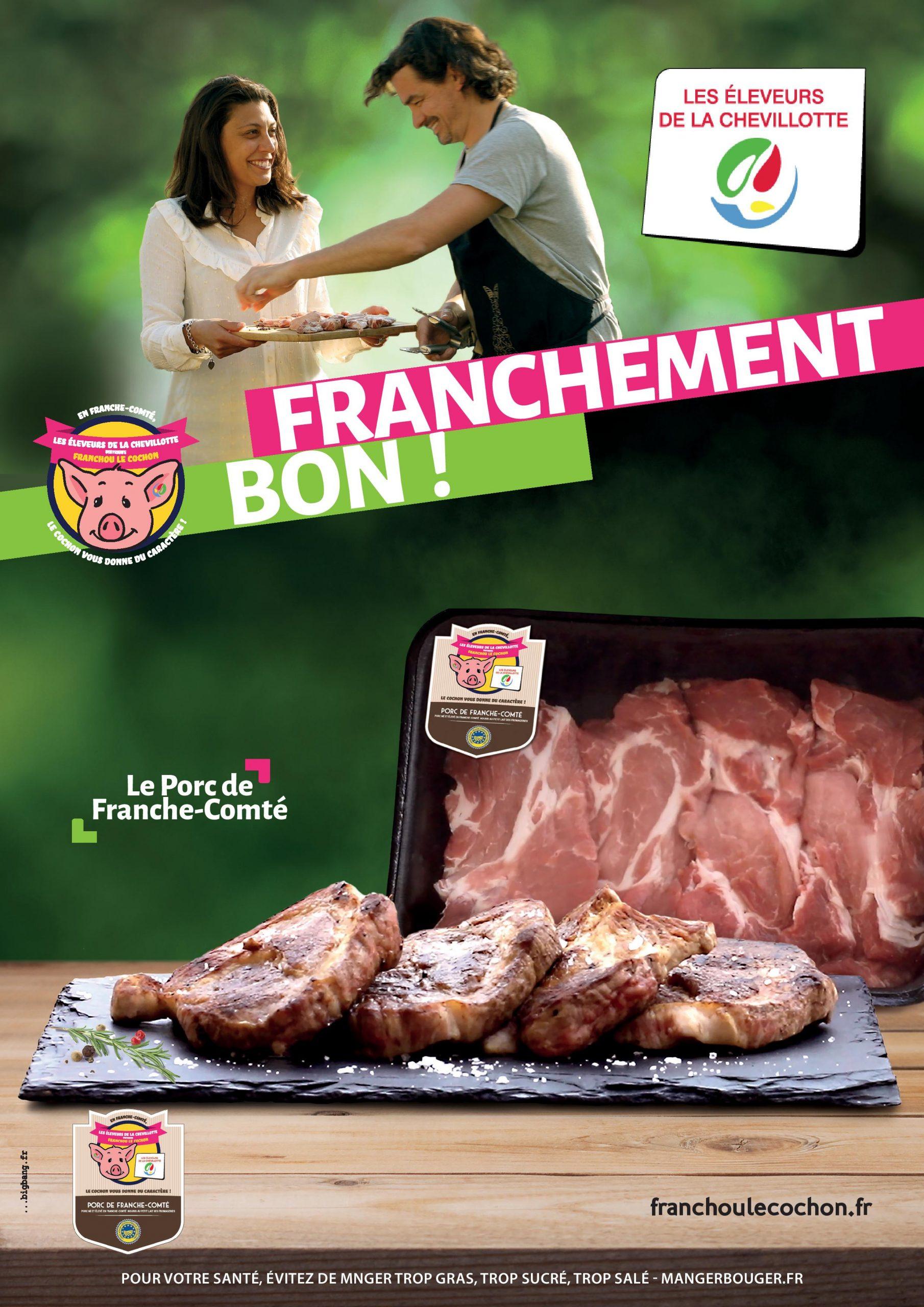 Franchou le Cochon