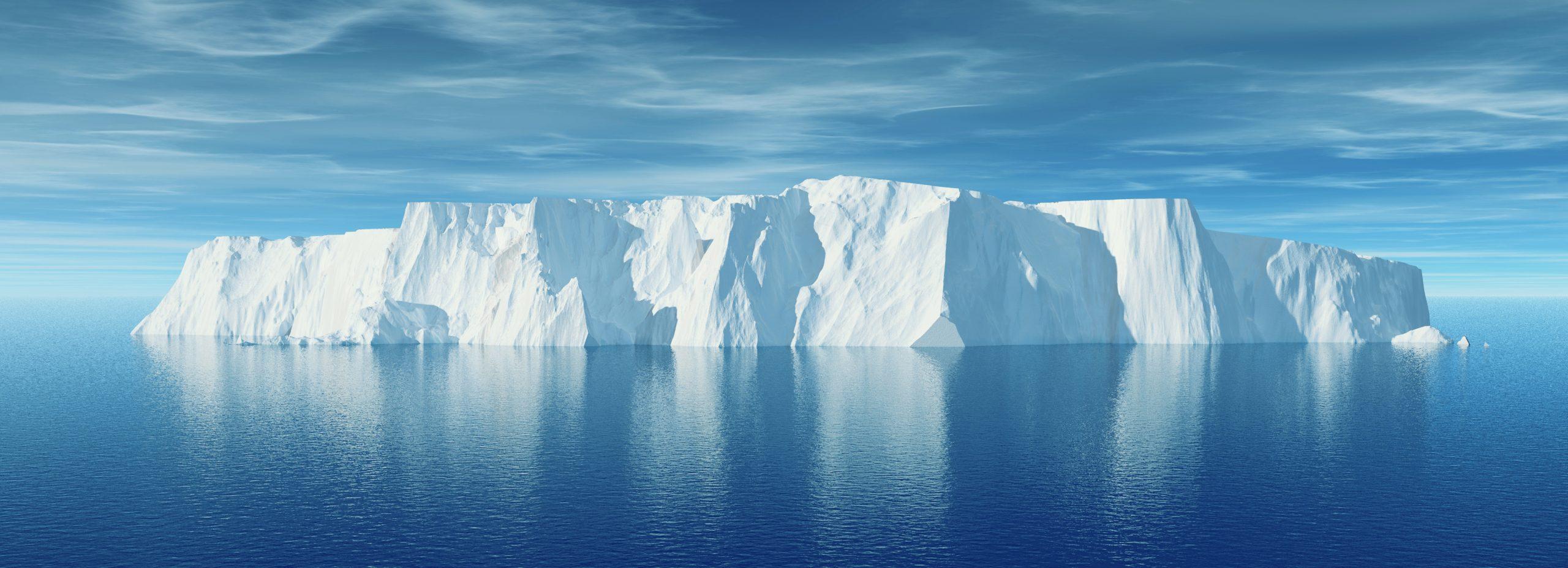 Iceberg environnement